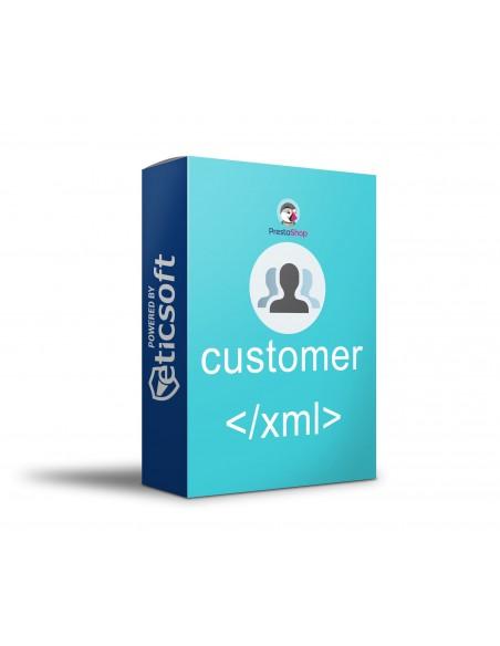 Customer Xml Export Modülü