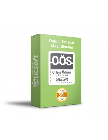 Online Payment System - Aidat Sistemi...