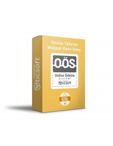 Online Payment System - Mağaza Kasa Satış