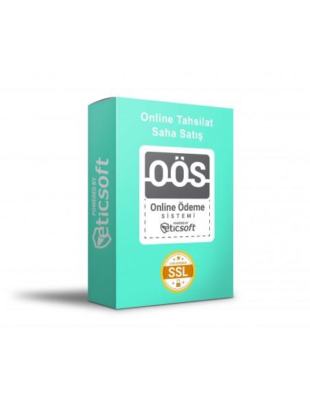 Online Payment System - Saha Satış Sistemi