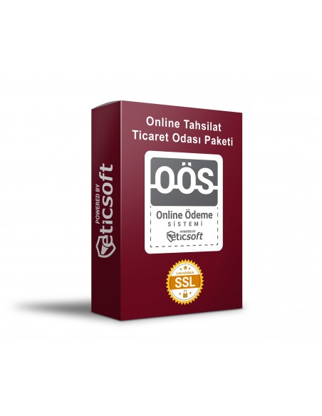 Online Payment System - Ticaret Odası Paketleri
