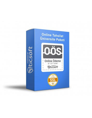 Online Payment System - Üniversite Paketleri