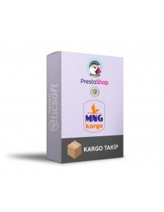 Prestashop MNG Kargo Takip Modülü