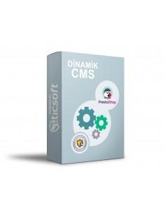 Dinamik CMS Modülü...