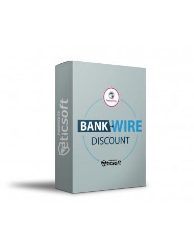 Prestashop Bankwire Transfer Discount...