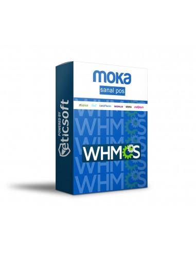 WHMCS Moka  sanal pos modülü (ücretsiz)