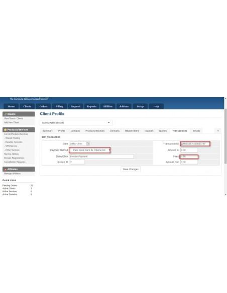 WHMCS ipara sanal pos modülü (ücretsiz)