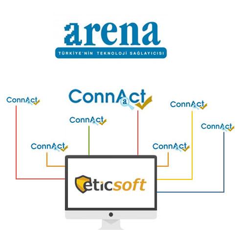 arena connact xml servisi